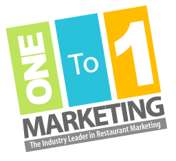 One To 1 Marketing Logo